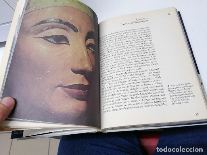 Libros de segunda mano: Libro NOFRETETE ECHNATON UND IHRE ZEIT Egipto Egipcios - Foto 7 - 255018540