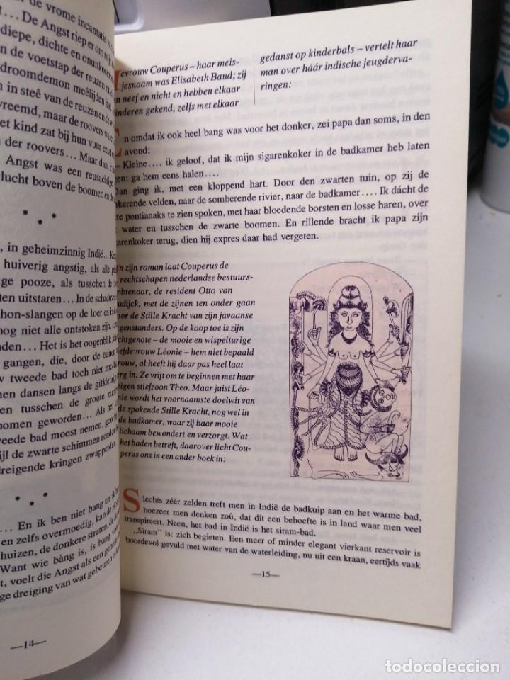 Libros de segunda mano: Libro ALK IK BIJ VOORBEELD DE GEEST VAN MIJN MOEDER OP DEN RAND VAN BED ZAG ZITTEN LOUIS COUPERUS - Foto 3 - 255019365