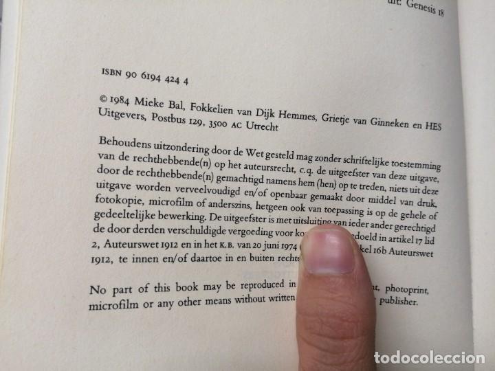 Libros de segunda mano: Libro EN SARA IN HAAR TENT LACHTE Patriarchaat en verzet in bijbelverhalen - Foto 2 - 255020010