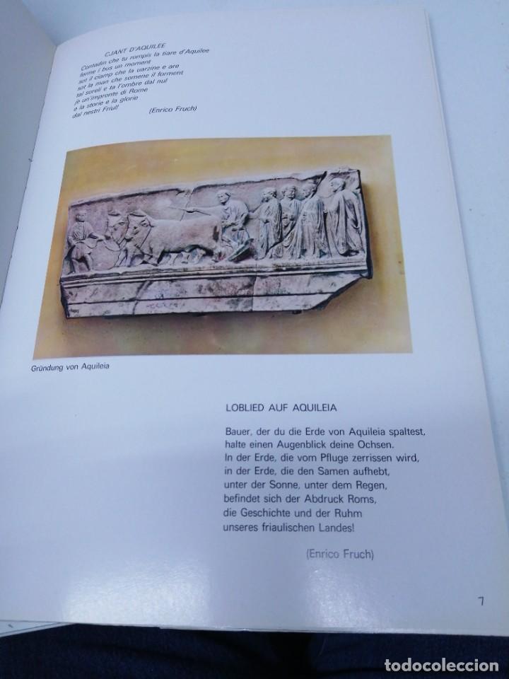 Libros de segunda mano: Libro AQUILEA Kunst und geschichte in farbtafeln Verlag foto ghedina cortina - Foto 4 - 255021130