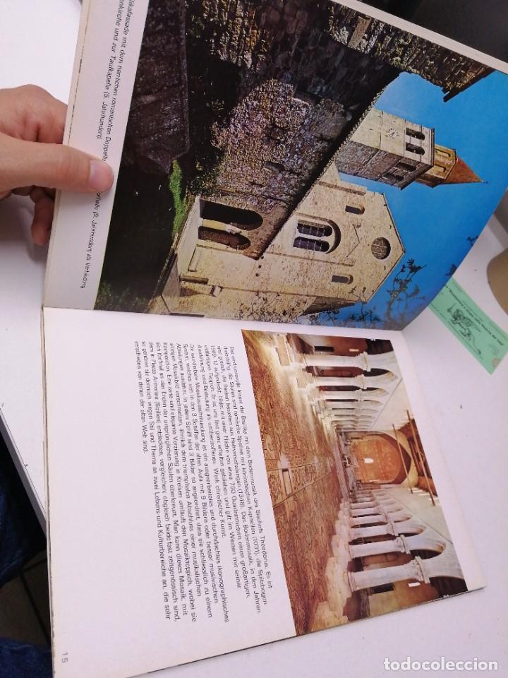 Libros de segunda mano: Libro AQUILEA Kunst und geschichte in farbtafeln Verlag foto ghedina cortina - Foto 6 - 255021130