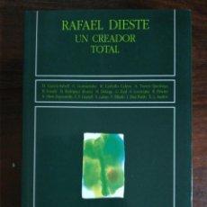 Libros de segunda mano: RAFAEL DIESTE, UN CREADOR TOTAL. VV. AA. GALAXIA. 1995. Lote 257296070