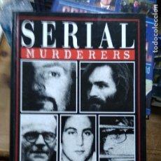 Libros de segunda mano: SERIAL MURDERERS, VARIOS AUTORES. EN INGLÉS. EP-820-26. Lote 257513535