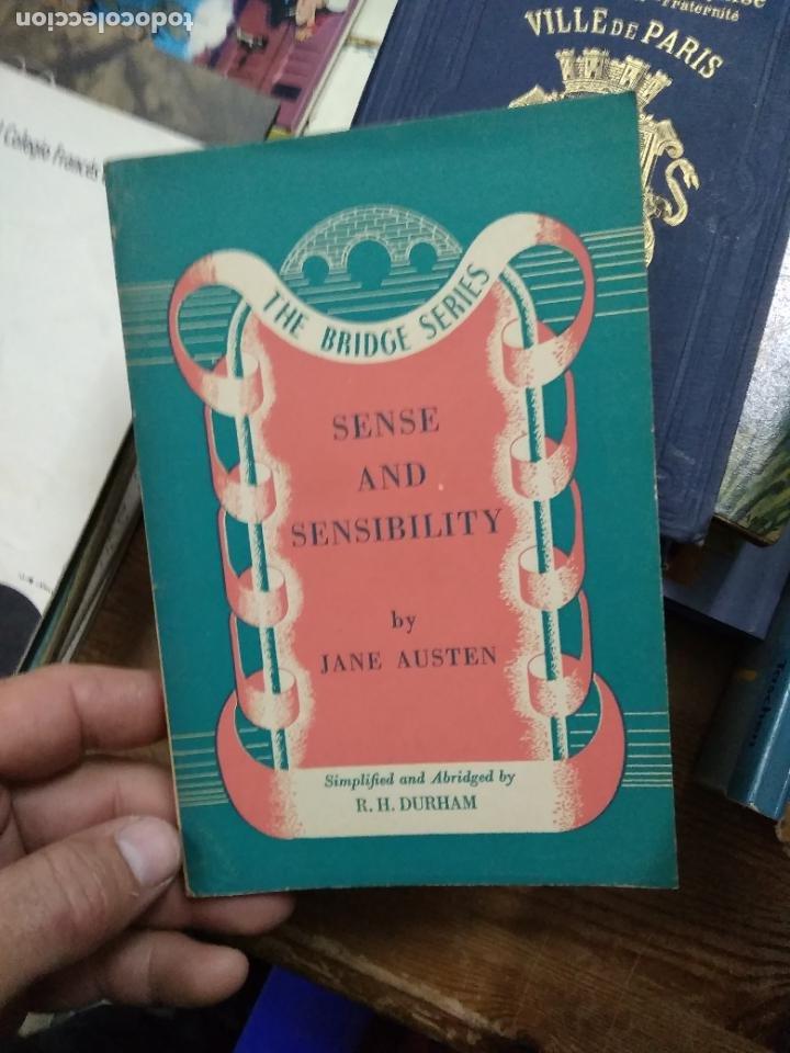 SENSE AND SENSIBILITY, JANE AUSTEN. EN INGLÉS. L.2604-1452 (Libros de Segunda Mano - Otros Idiomas)