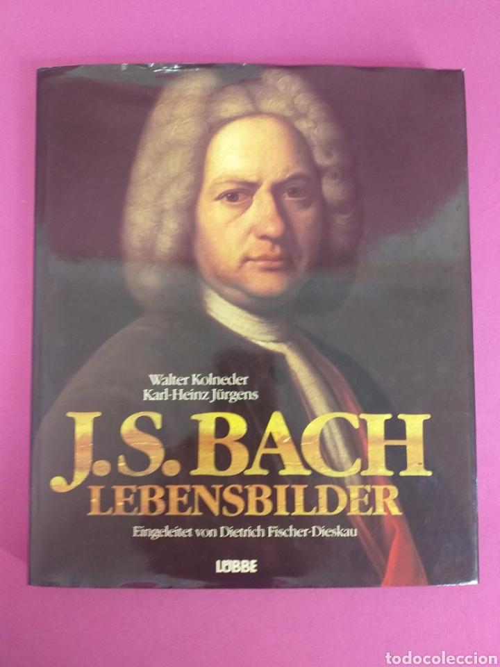 J.S. BACH LEBENSBILDER (Libros de Segunda Mano - Otros Idiomas)