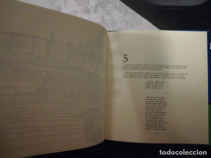 Libros de segunda mano: Rosalía cos rapaces. Escolma comentada por X. Filgueira Valverde. 1985 - Foto 5 - 257723175