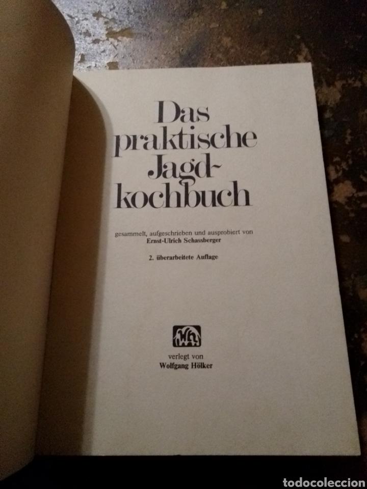 Libros de segunda mano: DAS PRAKTISCHE JAGDKOCHBUCH - Foto 2 - 257732575