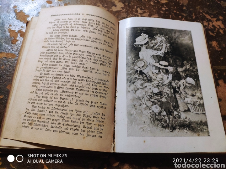 Libros de segunda mano: IM ROSENHAUS VON BERTHA CLEMENT - Foto 4 - 257736140