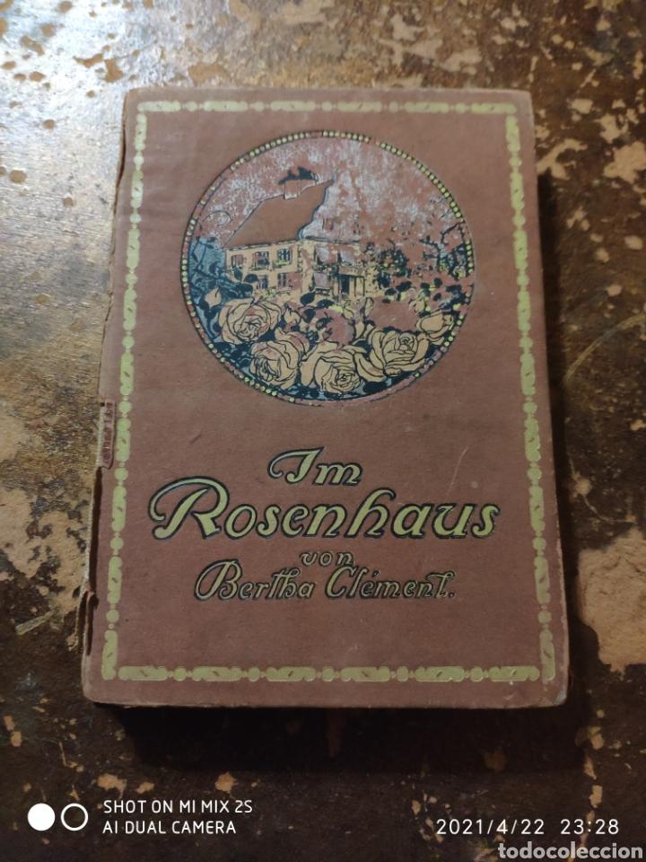 IM ROSENHAUS VON BERTHA CLEMENT (Libros de Segunda Mano - Otros Idiomas)