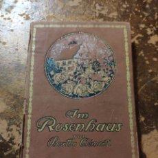 Libros de segunda mano: IM ROSENHAUS VON BERTHA CLEMENT. Lote 257736140