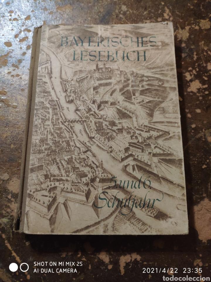BAYERISCHES LESEBUCH 5. UND 6. SCHULJAHR (1948) (Libros de Segunda Mano - Otros Idiomas)
