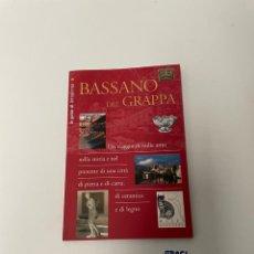 Libros de segunda mano: BASSANO DEL GRAPPA. Lote 257829895