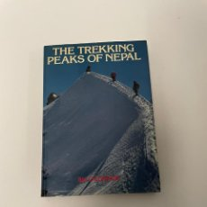 Libros de segunda mano: THE TREKKING PEAKS OF NEPAL. Lote 257830420