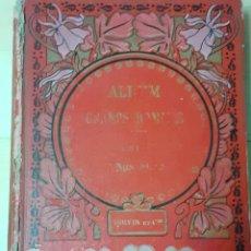 Libros de segunda mano: LIBRO, ÁLBUM DE LA HISTORIA DE FRANCIA, GRANDES HOMBRES, EN FRANCÉS. Lote 257900795
