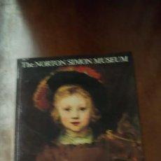 Libros de segunda mano: THE NORTON SIMON. Lote 258006800