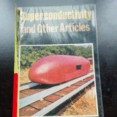 Libros de segunda mano: SUPERCONDUCTIVITY. Lote 258064575