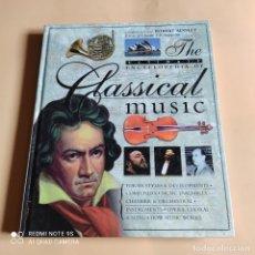 Libros de segunda mano: THE ULTIMATE ENCYCLOPEDIA OF CLASSICAL MUSIC. ROBERT AINSLEY. 1995. ED. CARLTON. 272 PAGS.. Lote 258803130