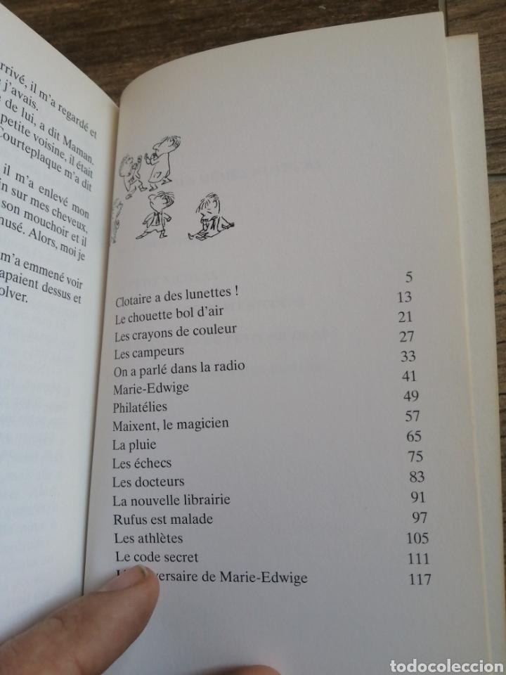 Libros de segunda mano: Le petit Nicolas et Les copains - Foto 4 - 261587400