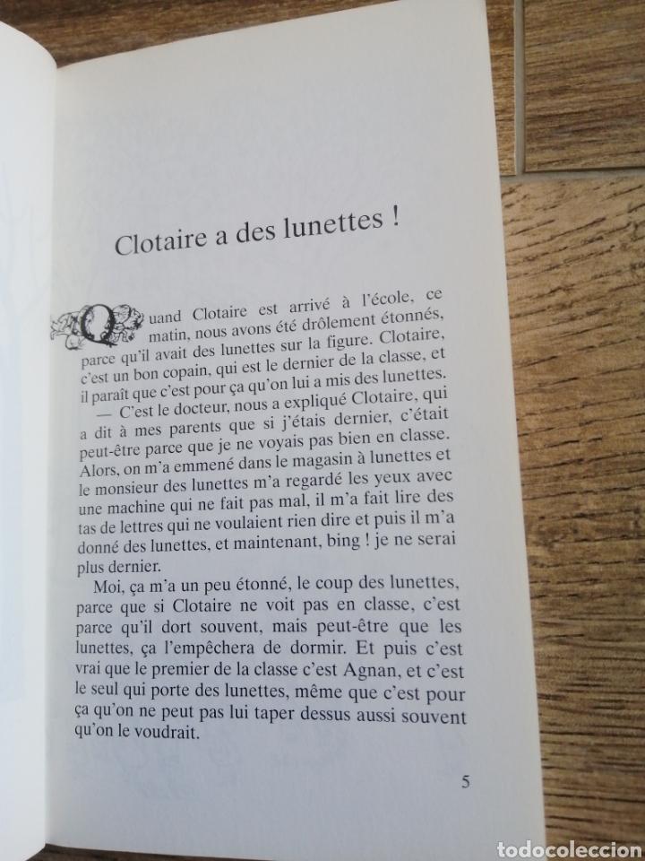 Libros de segunda mano: Le petit Nicolas et Les copains - Foto 5 - 261587400