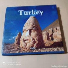 Libros de segunda mano: AKSIT, ILHAN . ANCIENT CIVILIZATION AND TREASURES OF TURKEY. 2005. AKSIT. 312 PAGS.. Lote 262319920