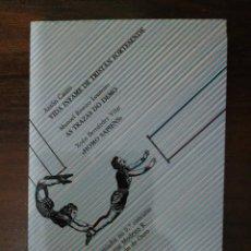 Libros de segunda mano: VIDA INFAME DE TRISTÁN FORTESENDE / AS TRAZAS DO DEMO / HOMO SAPIENS. VV.AA. EDICIÓS DO CASTRO. 1984. Lote 262476250