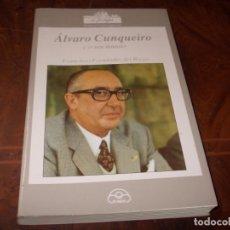 Libros de segunda mano: ALVARO CUNQUEIRO E O SEU MUNDO (VIVENCIAS E FABULACIÓNS), FRANCISCO FERNÁNDEZ RIEGO. IR INDIO 1.991. Lote 262594810