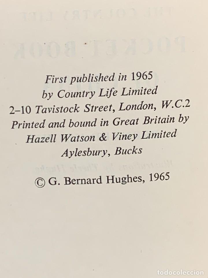 Libros de segunda mano: THE COUNTRY LIFEPOCKET BOOK OF CHINA G. BERNARD HUGHES 1965-16X11,5CMS - Foto 15 - 262609545