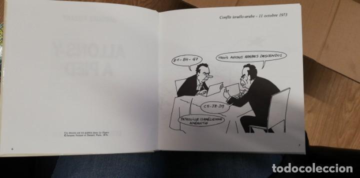 Libros de segunda mano: Jacques Faizant, Allons-y à pied. 1974 - Foto 3 - 262782155