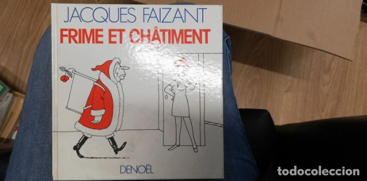 FRIME ET CHÂTIMENT. FAIZANT,JACQUES. 1985 (Libros de Segunda Mano - Otros Idiomas)
