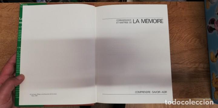 Libros de segunda mano: Connaissance et Maîtrise de la Mémoire. CHAUCHARD Paul. 1968 - Foto 4 - 262792335
