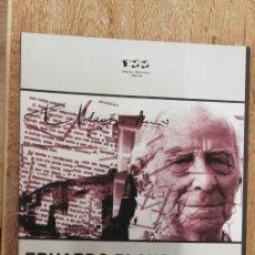Libros de segunda mano: EDUARDO BLANCO AMOR CON AURIA Ó FONDO. UNIDADES DIDÁCTICAS - VV. AA. 1993. Lote 262795605