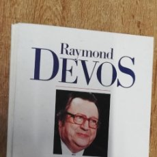 Libros de segunda mano: MATIÈRE À RIRE. RAYMOND DEVOS. 1991. Lote 262800095