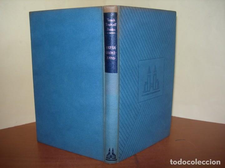 TEACH YOURSELF GREGG SHORTHAND / ERNEST W. CROCKETT - F. ADDIGTON SYMONDS INGLÉS (Libros de Segunda Mano - Otros Idiomas)