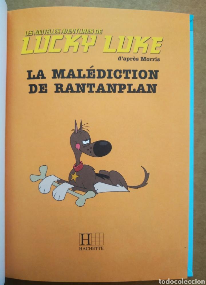 Libros de segunda mano: Les Nouvelles Aventures de Lucky Luke: La Malédiction de Rantanplan (Hachette/Lucky Comics, 2005). - Foto 3 - 262807260