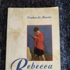 Libros de segunda mano: REBECCA / DAPHNE DU MAURIER , EDICCION EN INGLES. Lote 263125020