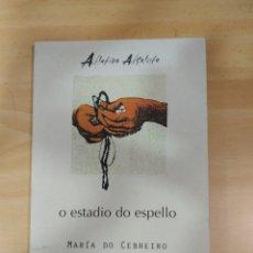 Livres d'occasion: O ESTADIO DO ESPELLO.. Lote 264508559