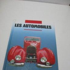 Libros de segunda mano: LES AUTOMOBILES. BERT PLANK.1992. EN FRANCES. Lote 265797029