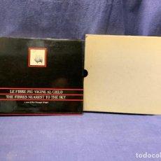 Libros de segunda mano: LIBRO LE FIBRE PIU VICINE AL CIELO ALVIGINI ALPACA III SA TEXTILES ANDINOS LLAMA ALPACA 24X30CMS. Lote 266750063