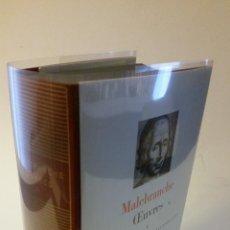 Libros de segunda mano: 1979 - MALEBRANCHE - OEUVRES - BIBLIOTHEQUE DE LA PLEIADE. Lote 268440099