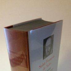Libros de segunda mano: 1969 - SAINT FRANÇOIS DE SALES - OEUVRES - BIBLIOTHEQUE DE LA PLEIADE. Lote 268440259