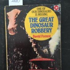 Libros de segunda mano: THE GREAT DINOSAUR ROBBERY, DAVID FORREST. Lote 268816469