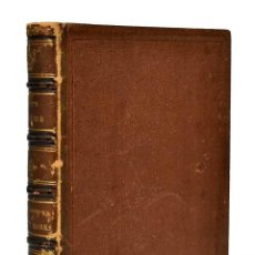 Libros de segunda mano: THE SELECT POETICAL WORKS + THE SELECT WORKS - ALEXANDER POPE / OLIVER GOLDSMITH. Lote 268889019