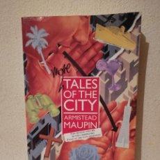 Libros de segunda mano: LIBRO - MORE TALES OF THE CITY - VARIOS - ARMISTEAD MAUPIN. Lote 269015449