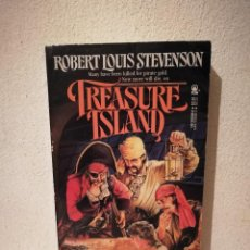 Libros de segunda mano: LIBRO - LA ISLA DEL TESORO - AVENTURAS - EN INGLES - TREASURE ISLAND - STEVENSON ROBERT LOUIS. Lote 269015904