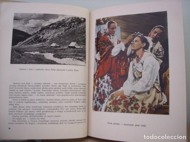 Libros de segunda mano: Pod Wierchami Tart. Kazimierz Saysse-Tobiczyk. Nasza Ksiegarnia,1960. Con dedicatoria - Foto 6 - 269083833