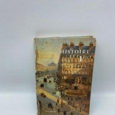 Libros de segunda mano: HISTOIRE PRIMERE. LE MONDE DE 1848 A 1914. J. DEFRASNE - M. LARAN. HACHETTE. 1962. EN FRANCES. Lote 269295063