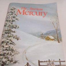 Libros de segunda mano: REVISTA THE AMERICAN MERCURY Nº 519 WINTER 1975 REF. UR EST. Lote 269587348