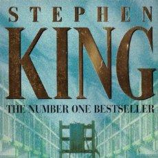 Libri di seconda mano: THE GREEN MILLE - STEPHEN KING (EN INGLES). Lote 269980588