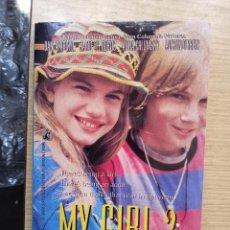 Libros de segunda mano: MY GIRL 2 - LIBRO DE LA PELICULA MI CHICA 2 - EN INGLÉS. Lote 270187378