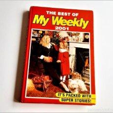 Libros de segunda mano: MY WEEKLY 2001 - 15 X 21.CM. Lote 271149528